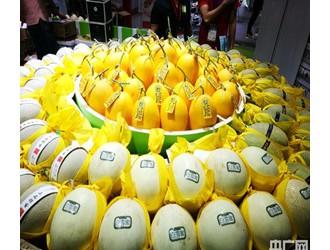 2018世界水果博览会广州开幕