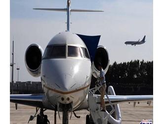 第一届中国广州商务航空展开幕