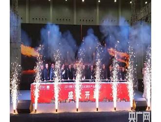 2019中国文化娱乐产业博览会在汉开幕